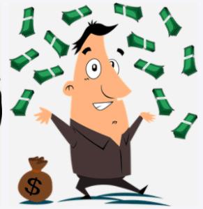 Verdelen van spaargeld