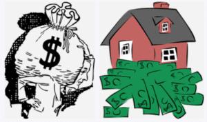 Hoeveel eigen geld in hypotheek