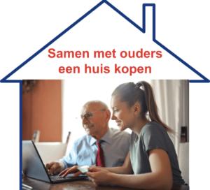 Samen met ouders een huis kopen