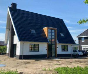 Nieuwbouwhuis kopen samen met ouders
