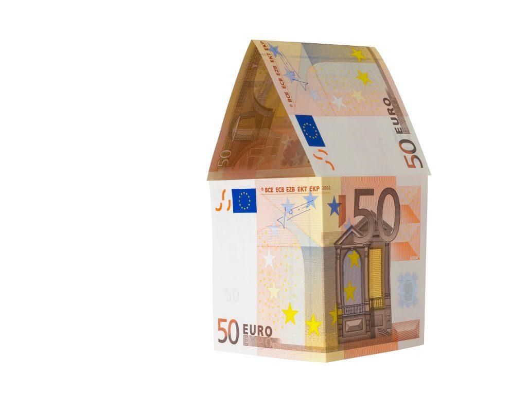 Marktwaarde en eigen geld in hypotheek